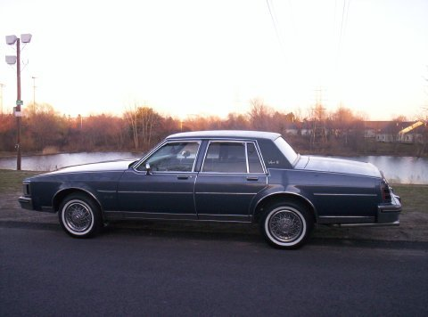Another PowdaBlew88 1983 Oldsmobile Delta 88 post... - 5589953