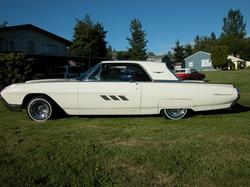 seattlesweets 1963 Ford Thunderbird