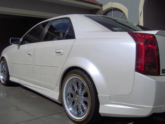 Circulatory 2005 Cadillac Cts Specs Photos Modification