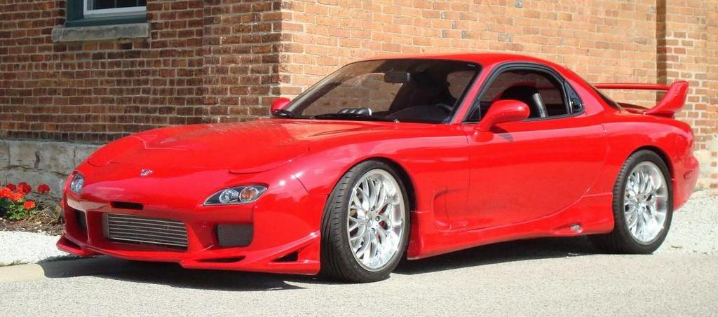 banzairacingfd 1993 mazda rx-7 specs, photos, modification info at