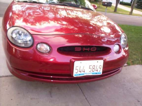 Another crixtopher 1999 Ford Taurus post... - 5595570