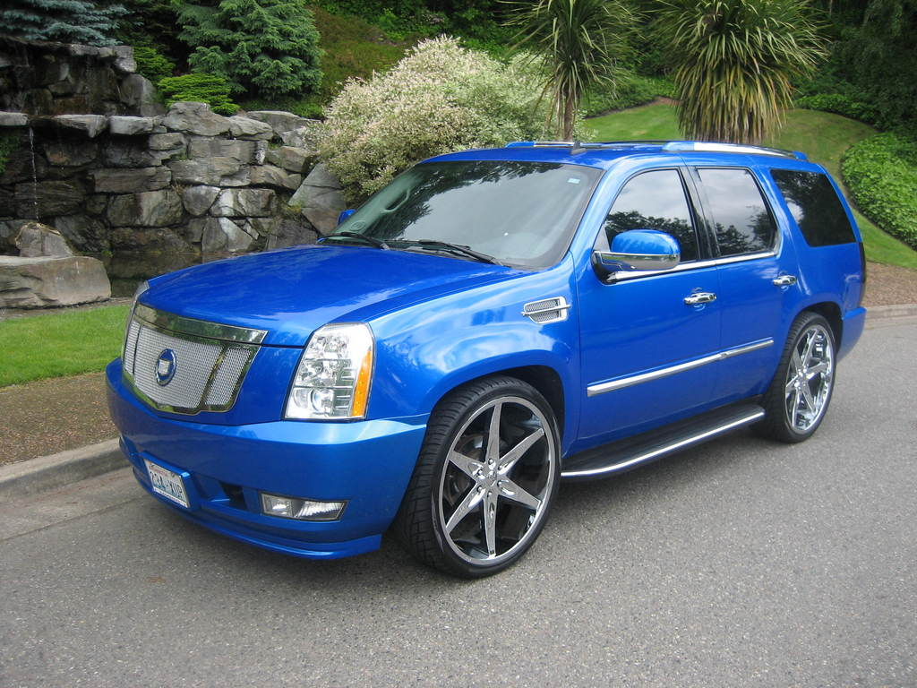 dmitrim 39 s 2007 cadillac escalade in redmond wa. Black Bedroom Furniture Sets. Home Design Ideas