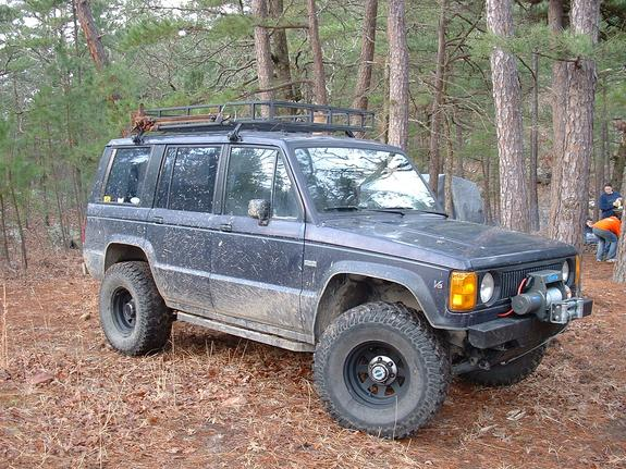 89mudslinger 1989 Isuzu Trooper Specs, Photos, Modification