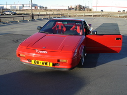 stuhais 1986 Toyota MR2