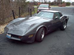 Grayt82 1982 Chevrolet Corvette