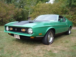 cycloneGTSs 1971 Ford Mustang