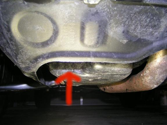 2005 RAV Oil change writeup with pics - Toyota RAV4 Forums