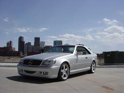 NVision 1997 Mercedes-Benz S-Class