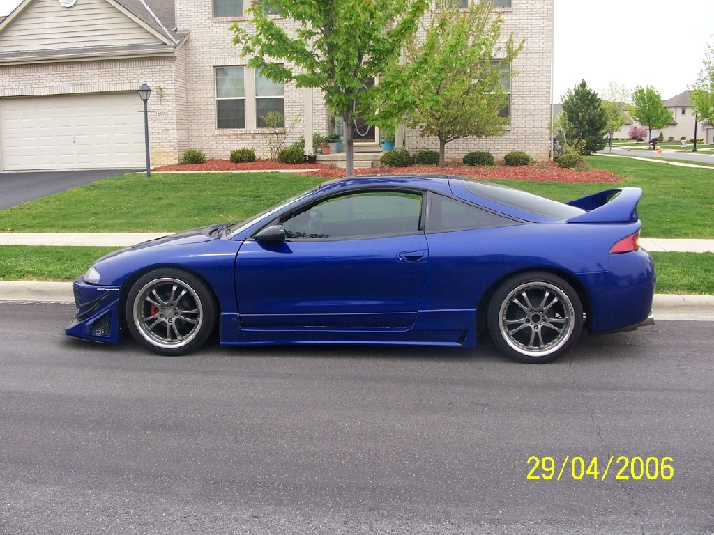 Another dsmcrazy 1998 Mitsubishi Eclipse post... - 5609035