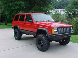 dshunt17s 1994 Jeep Cherokee