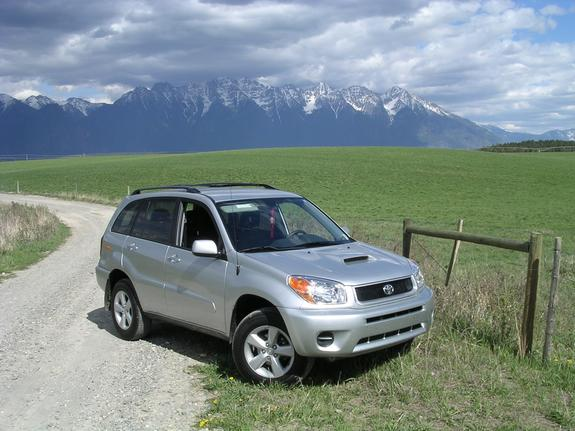 4rav4 2004 toyota rav4 specs photos modification info at cardomain. Black Bedroom Furniture Sets. Home Design Ideas