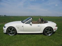 Brett66cs 2000 BMW Z3