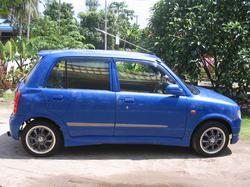 ssorcererrs 2004 Daihatsu Cuore