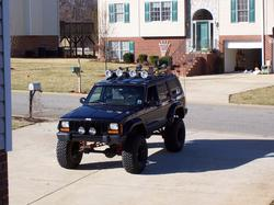 2KFLEXJs 2000 Jeep Cherokee