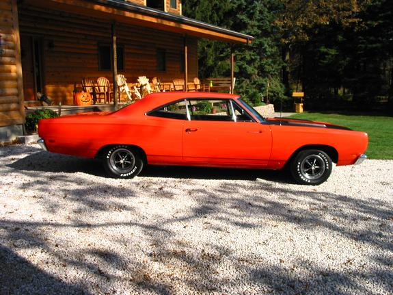 roadrunner55's 1969 Plymouth Roadrunner