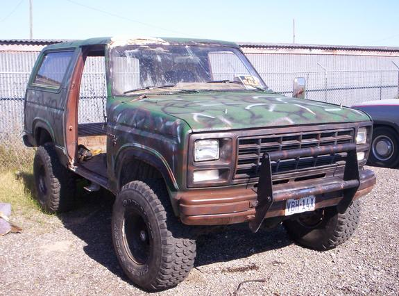 camo4x4bronco 1980 ford bronco specs photos modification info at cardomain. Black Bedroom Furniture Sets. Home Design Ideas