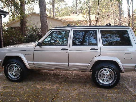 Another southernlights42 1995 Jeep Cherokee post... - 5621747