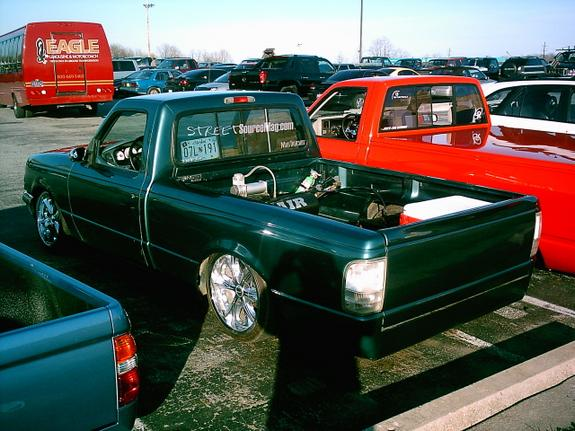Another Bagged89Mazda 1989 Mazda B-Series Cab Plus post... - 5623252