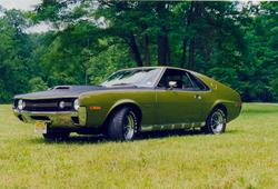 AMX424s 1970 AMC AMX