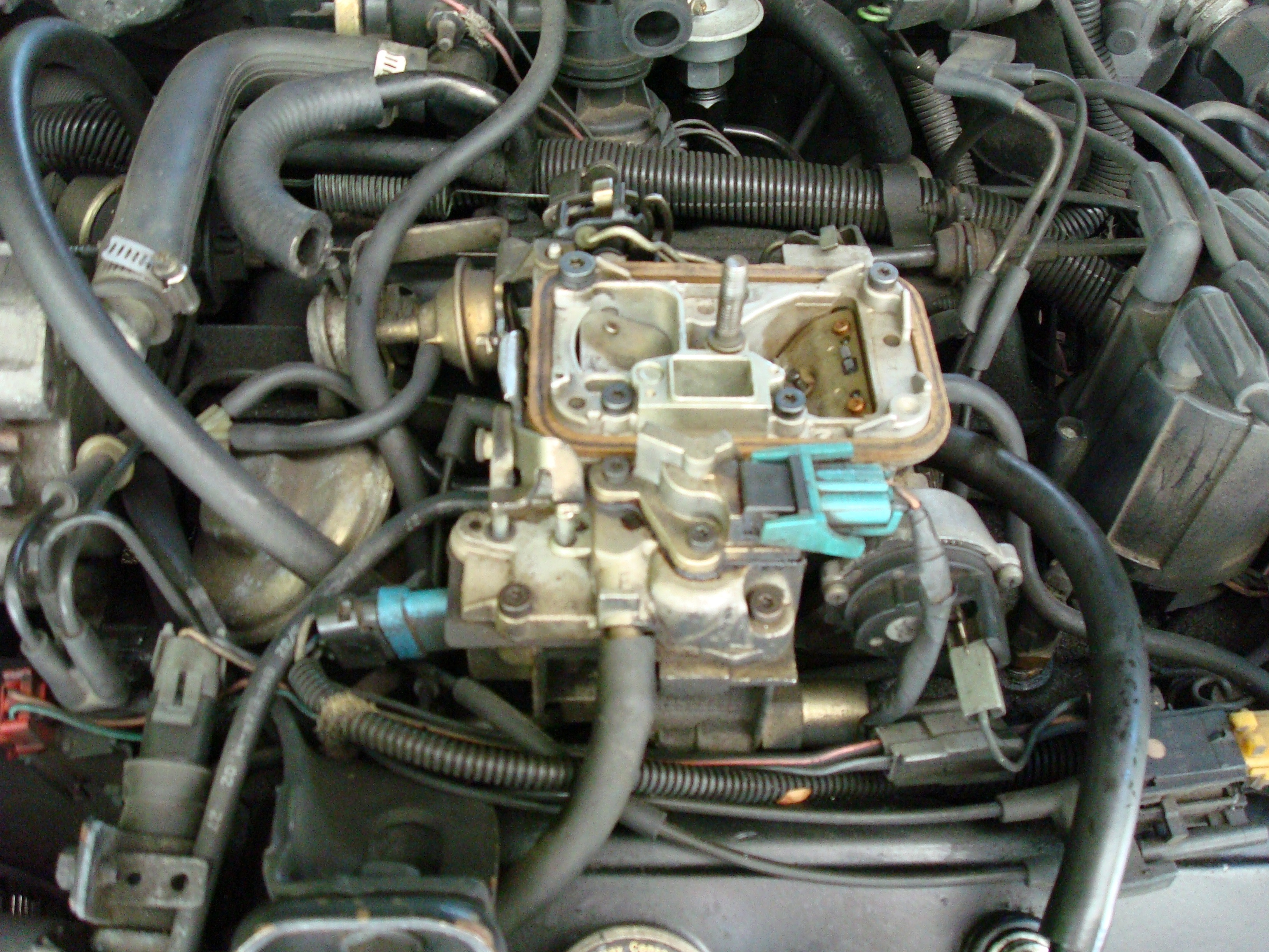 85 Chevrolet celebrity cold start carburetor problems ...