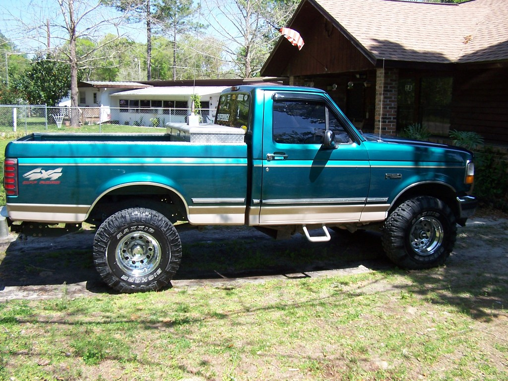1996 Ford F150 Lifted >> Buckshot150 1996 Ford F150 Regular Cab Specs, Photos, Modification Info at CarDomain