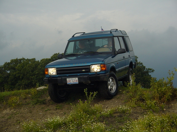 Roverlover S 1998 Land Rover Discovery Page 2 In Tempe Az