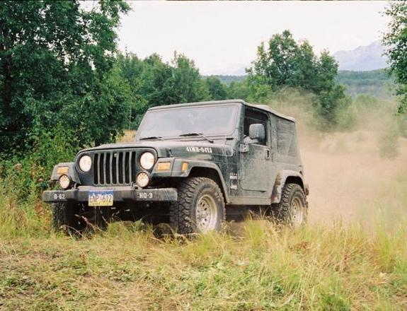 Another camoman62 2004 Jeep TJ post... - 5637937