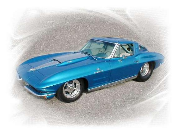 GregRidesSmooth 1963 Chevrolet Corvette 5638720