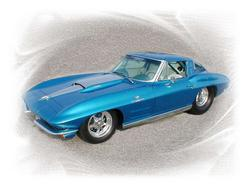 GregRidesSmooth 1963 Chevrolet Corvette