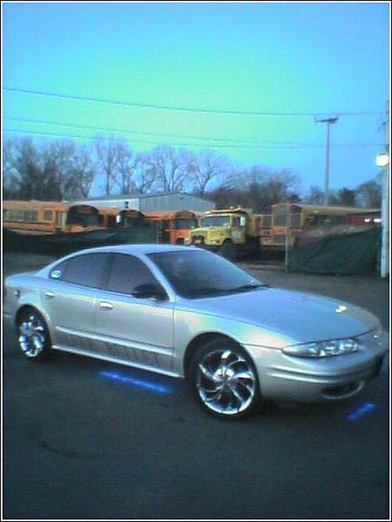 2004 oldsmobile alero weight loss