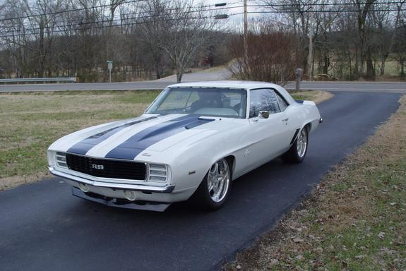 Another Phaseshift 1969 Chevrolet Camaro post... - 5650405