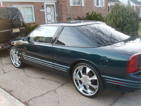 The Best 1997 Olds Cutlass Supreme