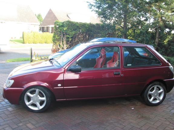 dannyboy2000 1995 Ford Fiesta Specs, Photos, Modification ...