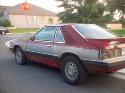 luv2race89s 1981 Mercury Capri