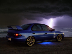 The_Sentinels 1997 Subaru Impreza