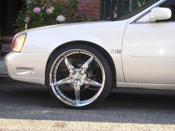 caddy0380s 2003 Cadillac DeVille