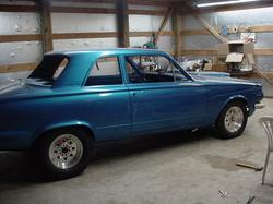 340fyds 1964 Plymouth Valiant