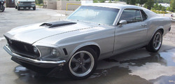 csvs22s 1970 Ford Mustang
