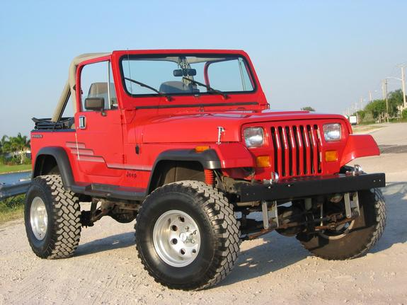 hipoint4x4 1990 Jeep YJ Specs, Photos, Modification Info ...