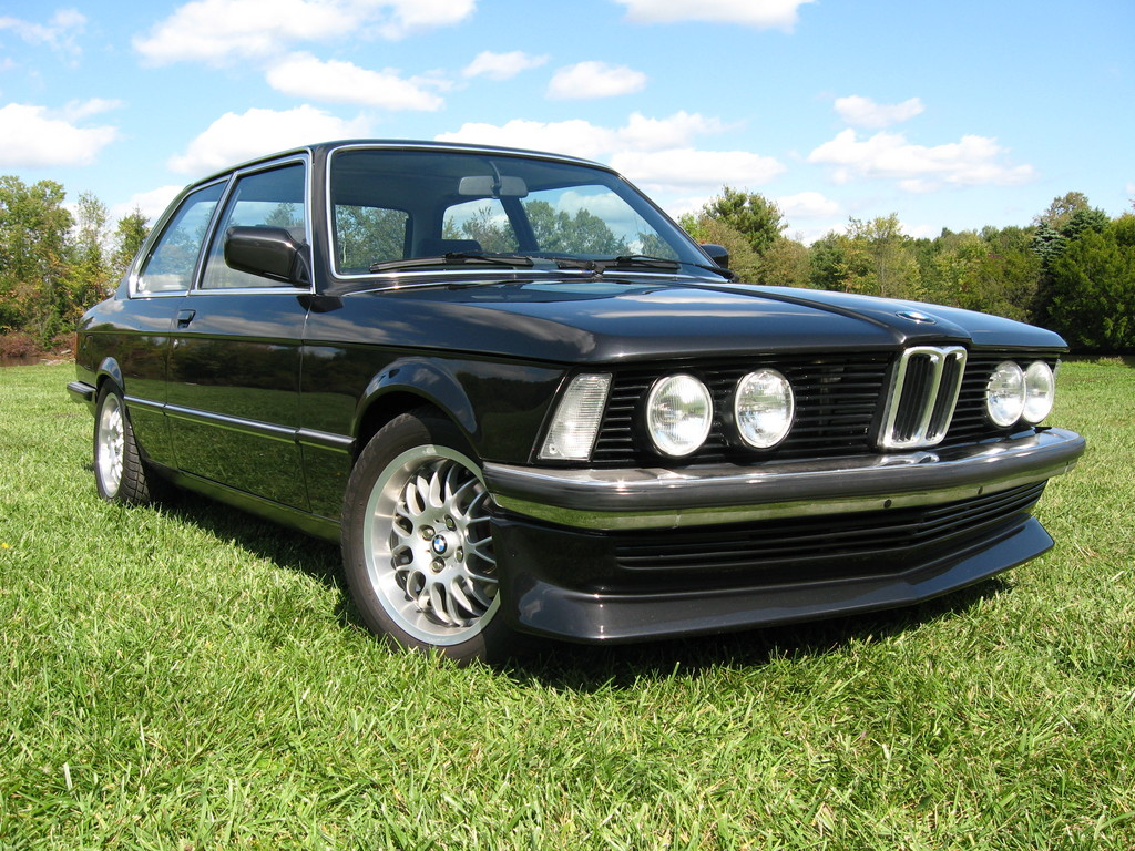 jrcook320's 1981 BMW 3 Series