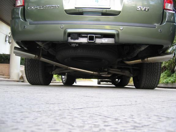 Ford Expedition Dual Exhaust Html Autos Post