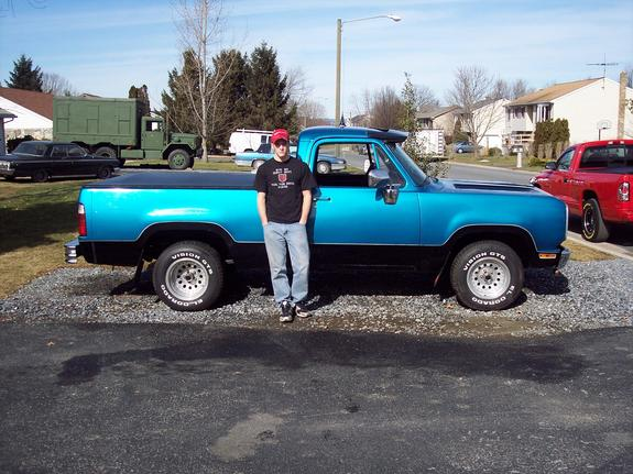 Another 78225 1978 Dodge D150 Club Cab post... - 10321713