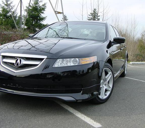 Comptech_TL's 2005 Acura TL Page 2 In Bellevue, WA