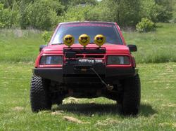 Flameside 1998 Chevrolet Tracker