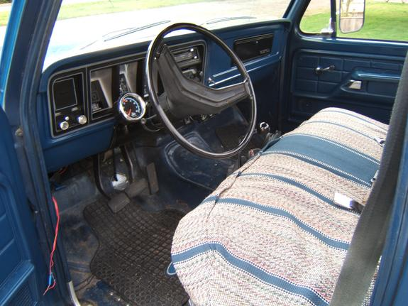 bigblueford  ford  regular cab specs  modification info  cardomain