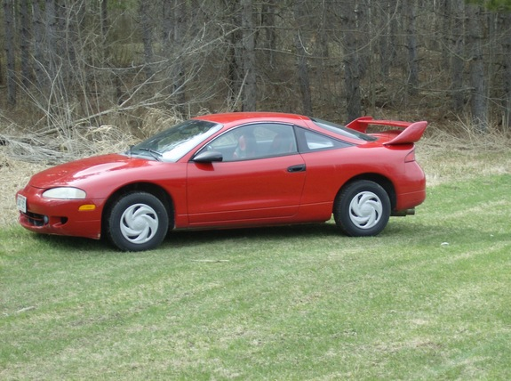 johnnycarp 1995 mitsubishi eclipse specs photos modification info at cardomain. Black Bedroom Furniture Sets. Home Design Ideas