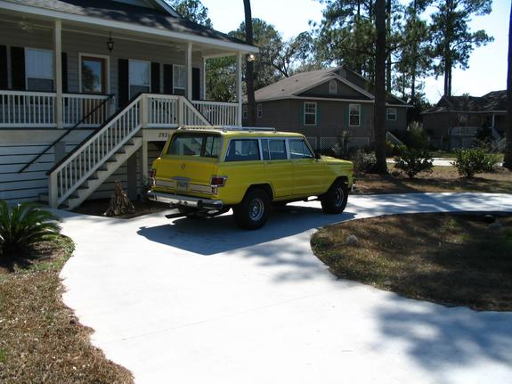 Another JJtheWoodie 1990 Jeep Grand Wagoneer post... - 5679699