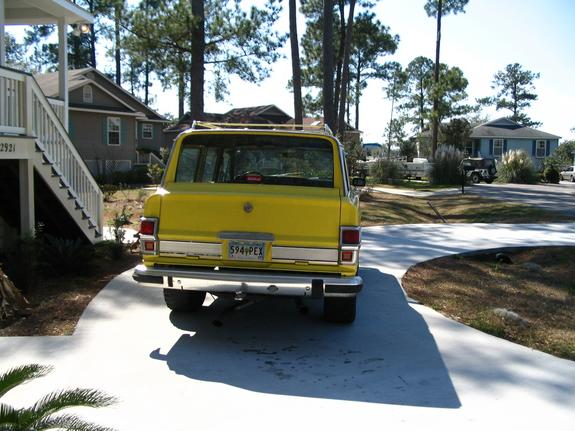 Another JJtheWoodie 1990 Jeep Grand Wagoneer post... - 5679700