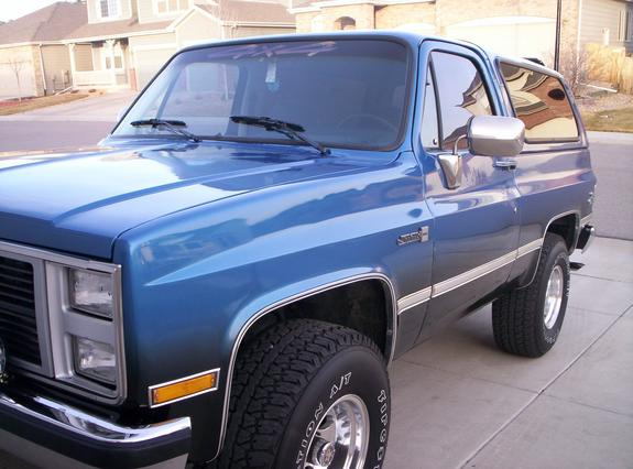 knight_andy420 1987 GMC Jimmy Specs, Photos, Modification ...