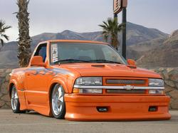 rudyvg1s 1998 Chevrolet S10 Regular Cab